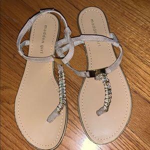 Brand new madden girl sandals
